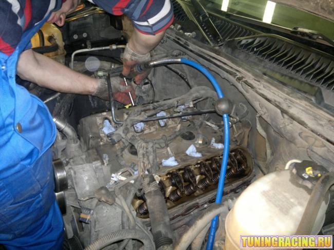 Авто ремонт своими руками нива шевроле 81