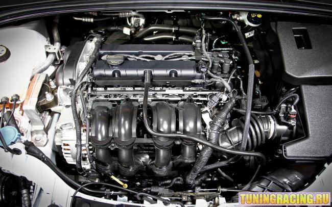 Ремонт двигателя Ford Focus