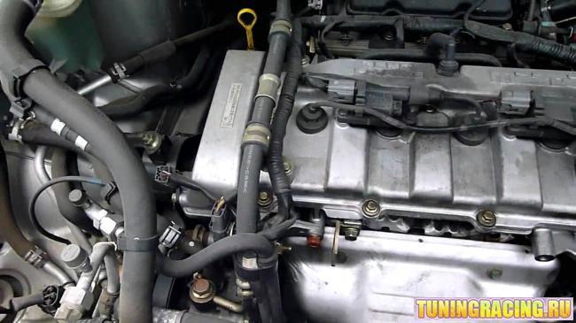 Двигатель на мазда мпв