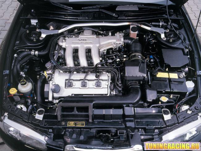 обслуживание и ремонт mazda xedos 6