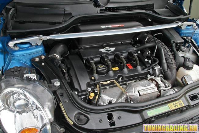 Ремонт двигателя MINI Cooper S