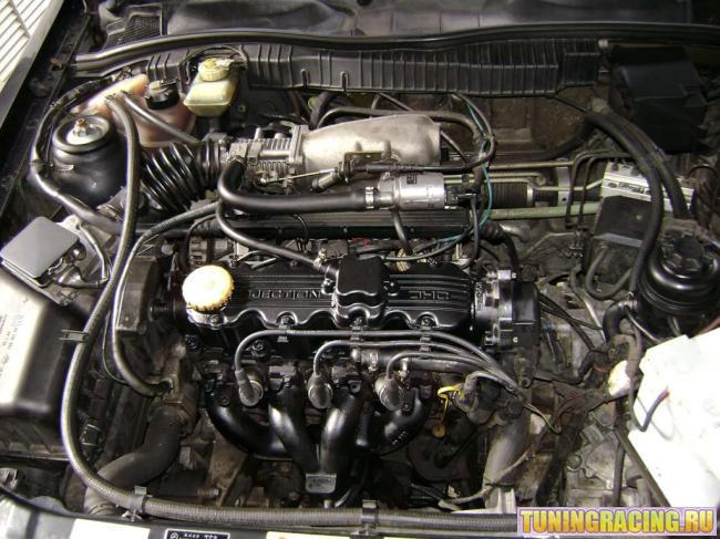Ремонт двигателя Opel Vectra