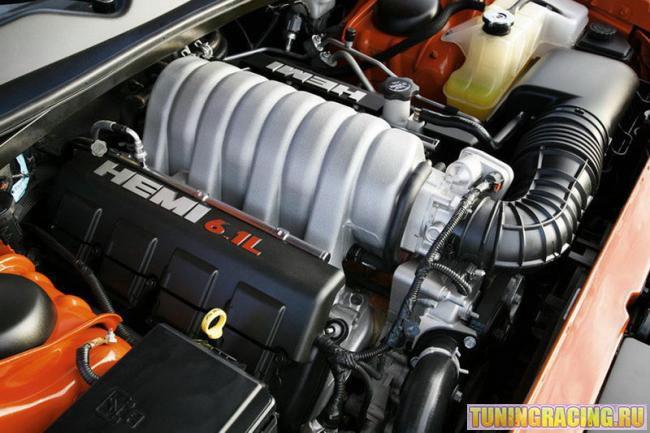 Исправный двигатель