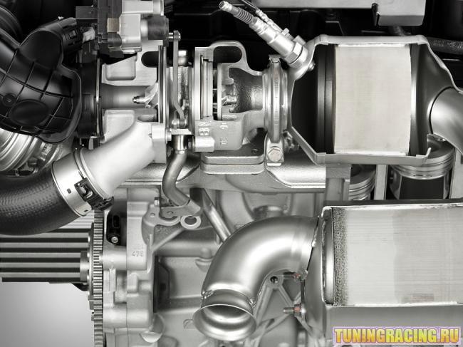 Ремонт дизельного двигателя: